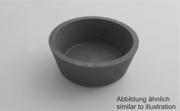 Tiegeleinsatz FABMATE, 4 cm³ --> 1 cm³
