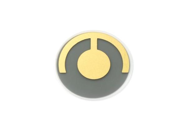 RC™ Quarz 5 MHz, Gold, 14 mm
