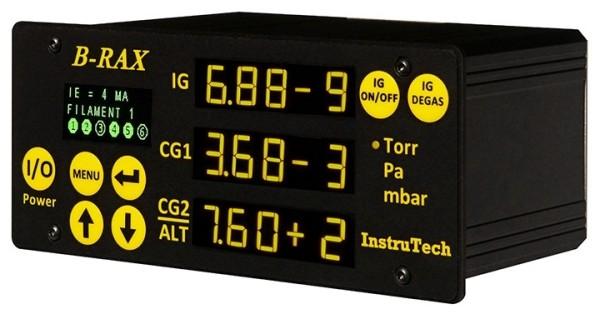 B-RAX™ 3300 Multi-Gauge Controller