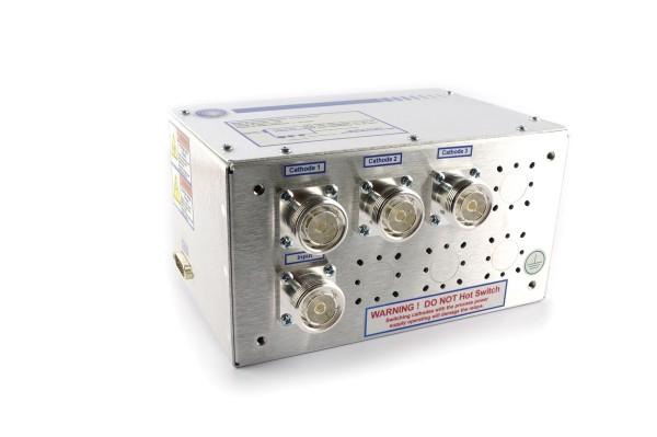 HF/DC Umschalter - Matrixx 1:3 - DIN 7/16
