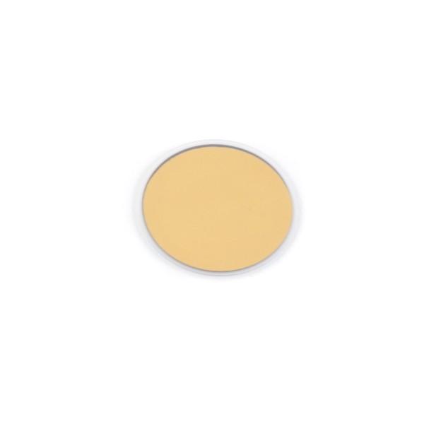 Quarz crystal 6 MHz, Gold, 14 mm