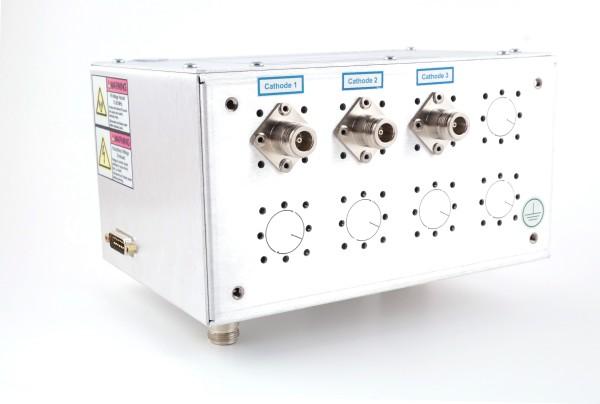 HF/DC Umschalter - Matrixx 1:3 - N-Anschluss