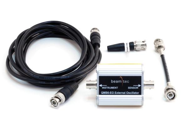 External Oscillator for QMB6 quartz monitor